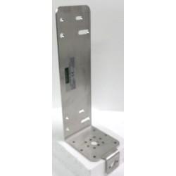 Soporte base para antena vertical
