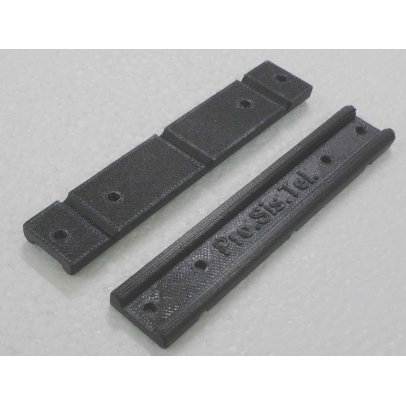 insulator spacer for parallel wire antennas or morgain