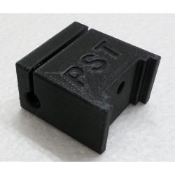 Aislador para elementos yagi V-UHF