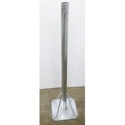 Base fija para antena vertical
