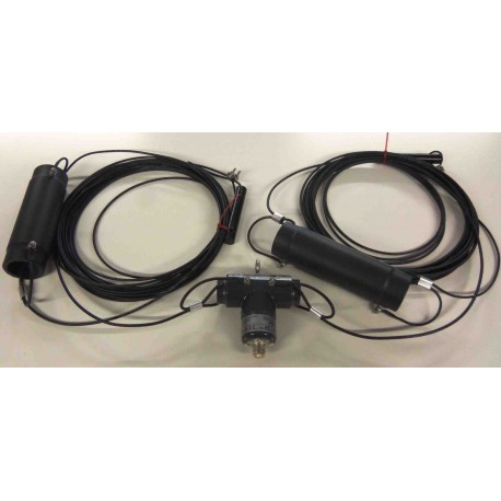 Dipolo bibanda 30-60 caricato PST2-3060C