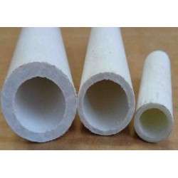 Tubo de fibra de vidrio 28.4x24.4x500mm