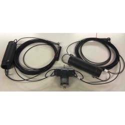 Dipolo bibanda 40-80 caricato PST2-4080C5