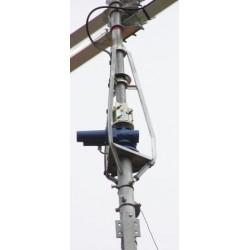 Jaula HD por rotor de antena