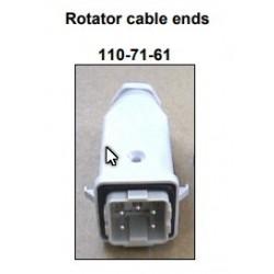 Conector del rotor modelo PST-61, 71 serie D