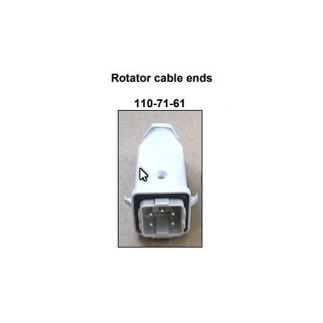 Conector del rotor  PST-61-71D (DC motor)
