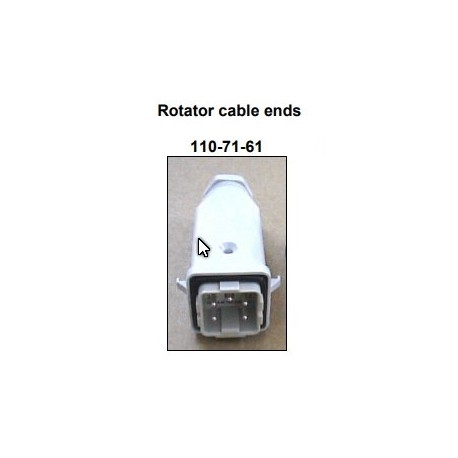 Connettore per rotore PST-61-71D (DC motor)