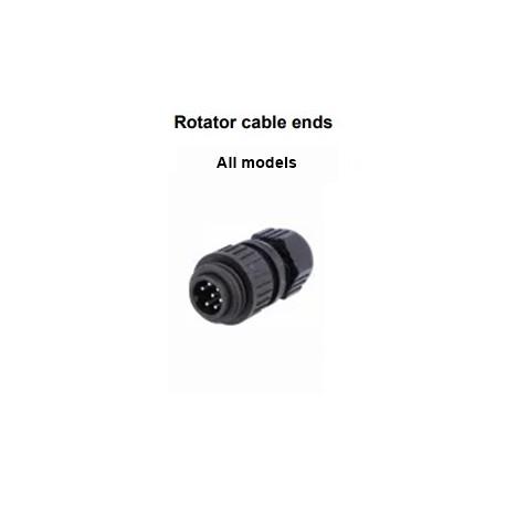 Conector del rotor  (DC motor)